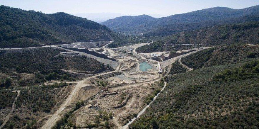 DSİ'den İzmir'e 3 milyar 170 milyon 789 bin 950 TL'lik yatırım