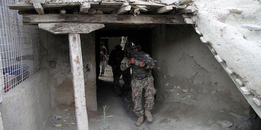 Afganistan'da 56 DAEŞ üyesi öldürüldü
