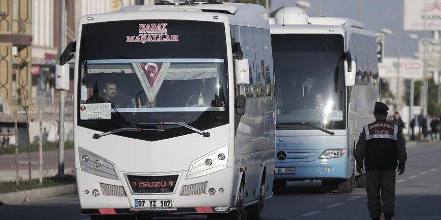 'Şoförlerin yolcu rekabeti sona erecek'