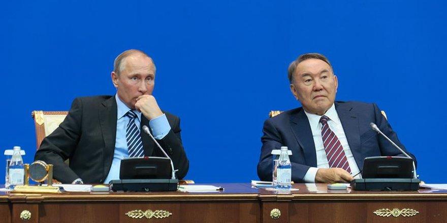 'Rusya ile Kazakistan ulaştırma potansiyelini etkin hale getirmeli'