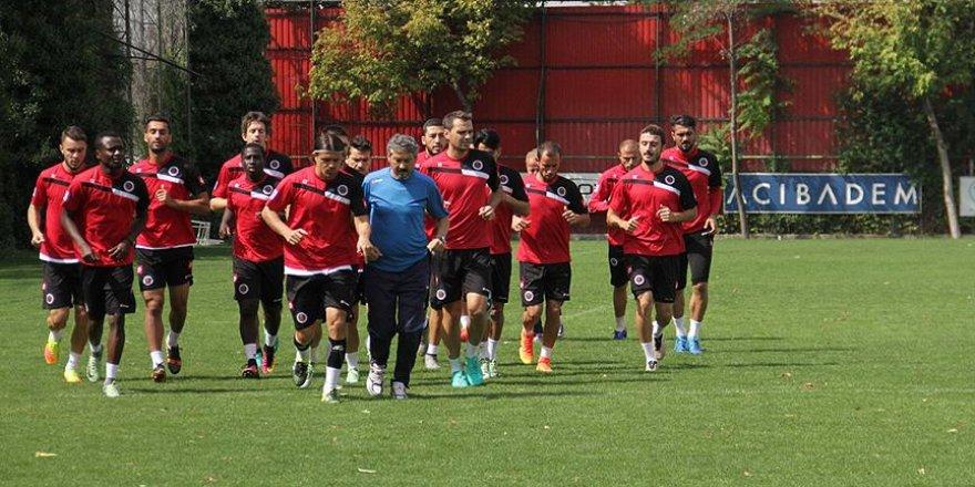 Gençlerbirliği'nde Galatasaray mesaisi başladı