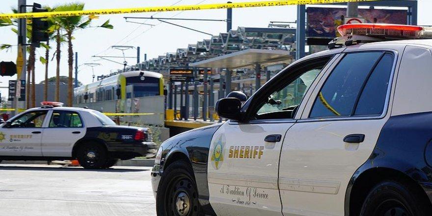 ABD'de polis şüpheliyi vurdu