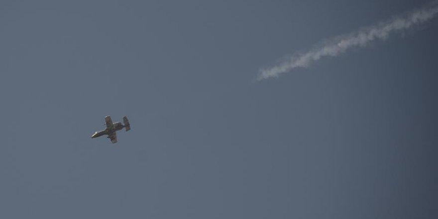 Irak'ta koalisyon uçakları 'yanlışlıkla' 20 kişiyi vurdu