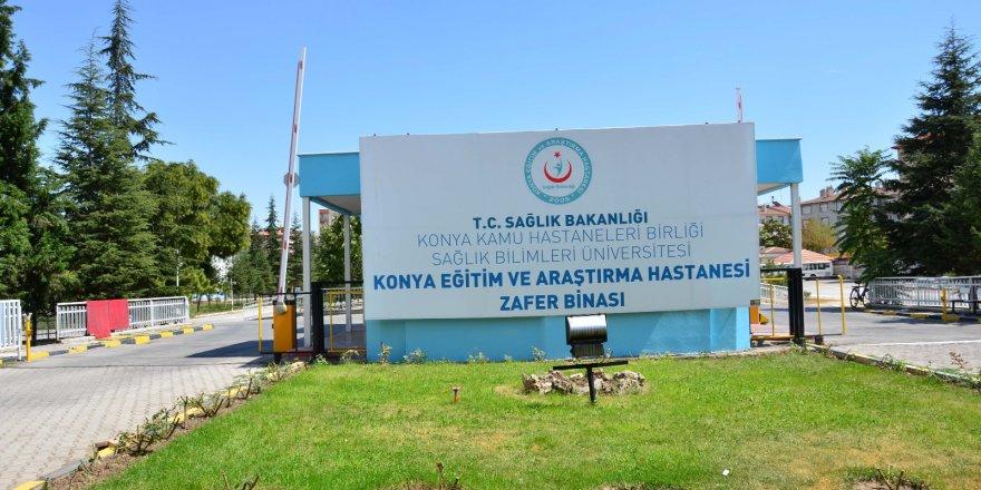 Konya'da hastane sayısı artıyor