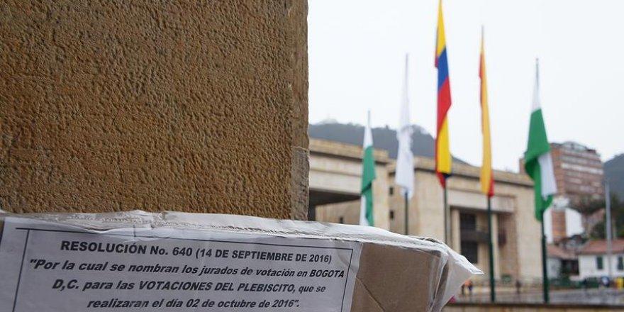 Kolombiya'da hükümet hızlı hareket etmek istiyor