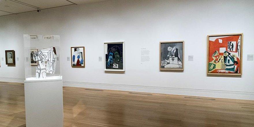 Picasso'nun portreleri Londra'da