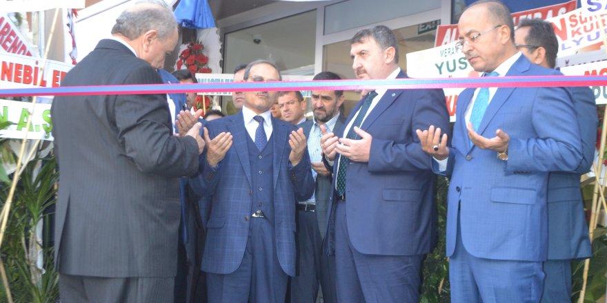 Vakıf Katılım'ın Konya Şubesi hizmete açıldı