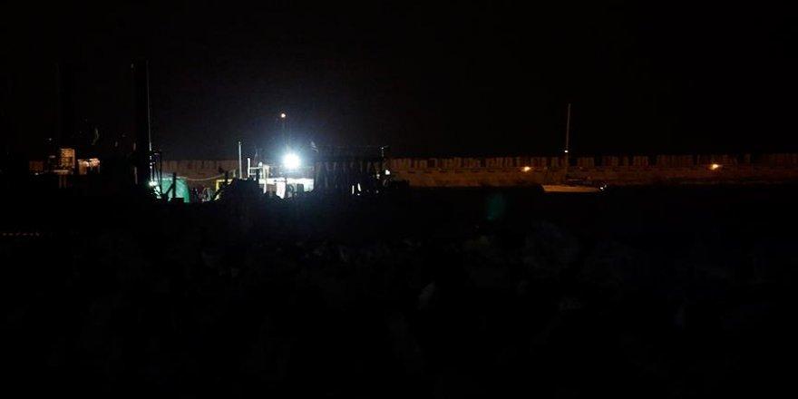 İsrail tarafından el konulan Zaytouna gemisi Aşdot Limanı'na getirildi