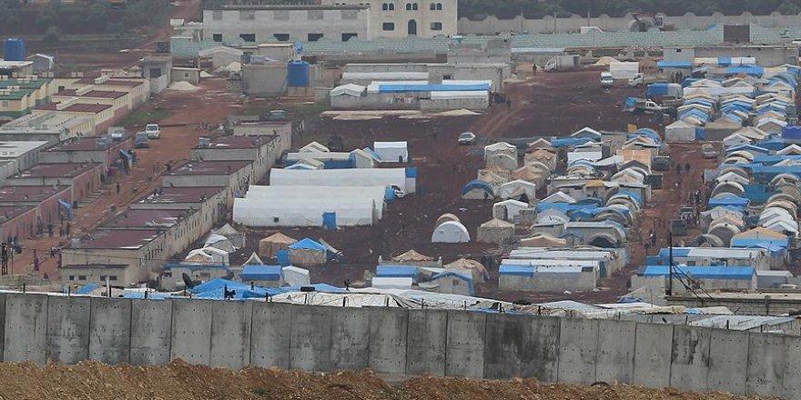 Atme çadır kentine bombalı saldırı: En az 20 kişi...