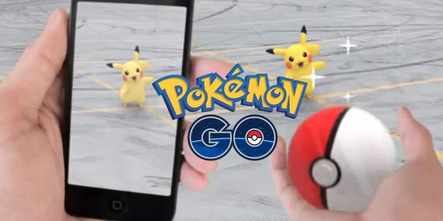 """""""Pokemon Go oynayanlar ülkelerini satıyor"""""""