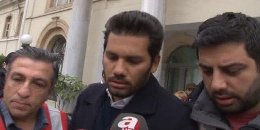 Rüzgar Çetin'den yurt dışına çıkış yasağına itiraz
