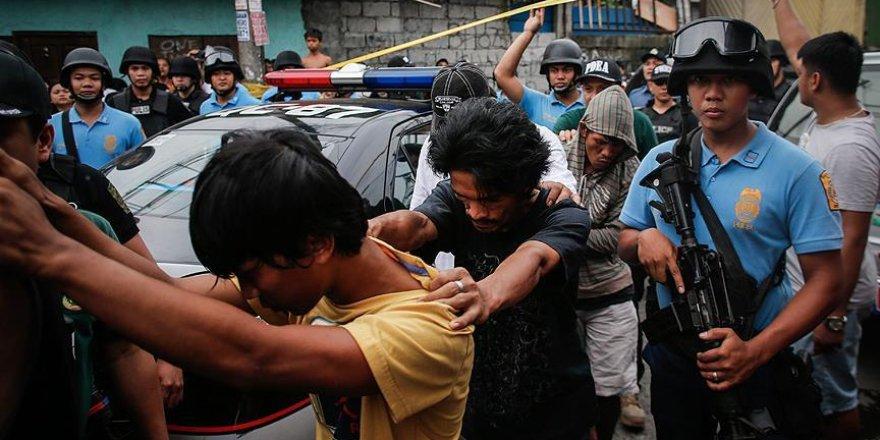 Filipinler'de uyuşturucuyla mücadelede 'ilk evre' açıklaması