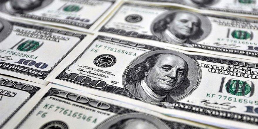 Dolar dibe vurdu! 3.35'in altında...