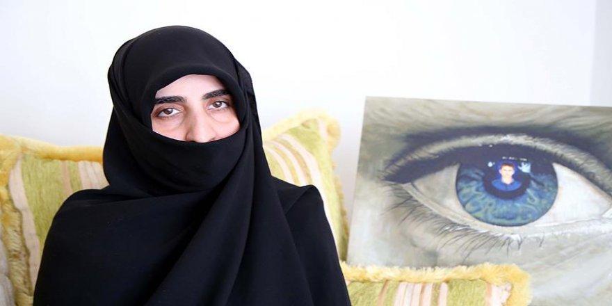 Yasin Börü'nün annesi: 'Oğlumun hayalini evimde yaşatıyorum'