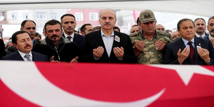 Şehit Jandarma Uzman Onbaşı Demirer son yolculuğuna uğurlandı