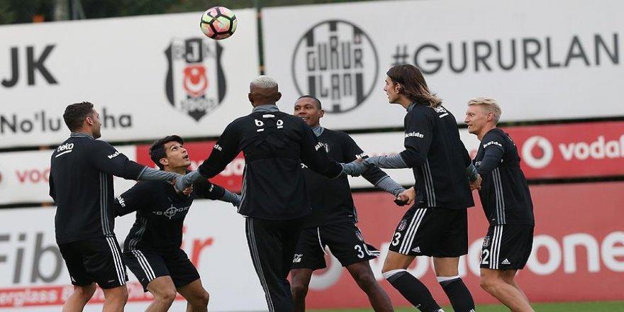 Beşiktaş'ta Kayserispor mesaisi sürüyor
