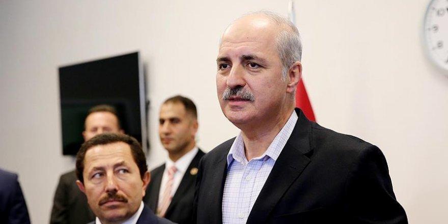 Kurtulmuş: Irak yönetimi bir günde Musul işgal edilirken neredeydi?