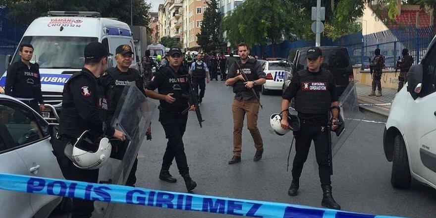 Yenibosna'daki saldırıyı PKK'lı terörist gerçekleştirdi