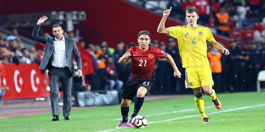 """Shevchenko:-""""Emre Mor çok hızlı ve yetenekli bir oyuncu"""