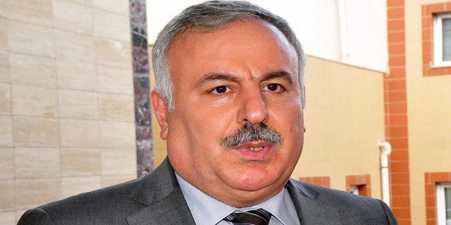 HRÜ eski rektörü Prof. Dr. İbrahim Halil Mutlu gözaltına alındı