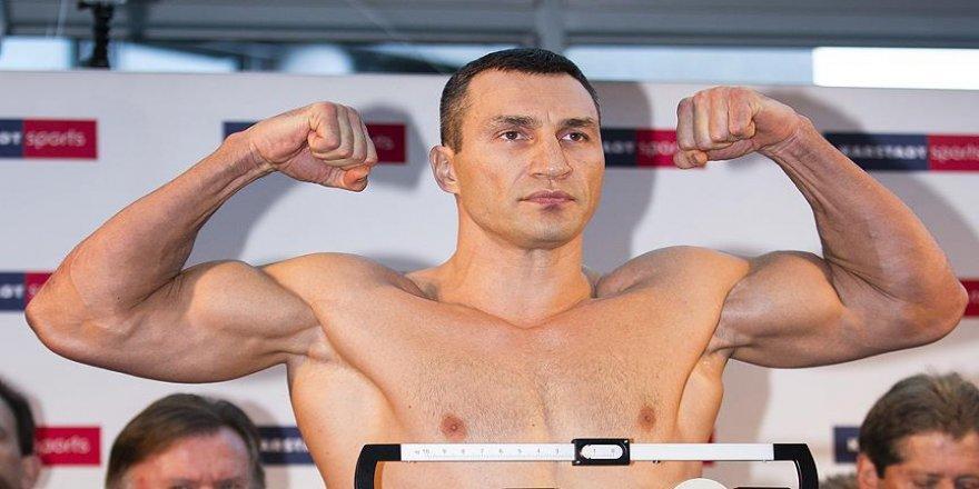 Klitschko: Fury, boksu çamurun içine sürükledi