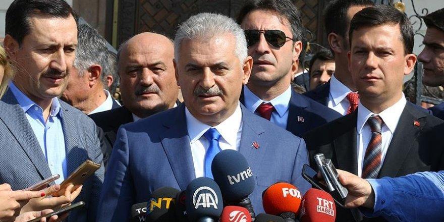 İbadi'nin 'Türk askeri kendini piknikte sanmasın' sözlerine Başbakan'dan cevap