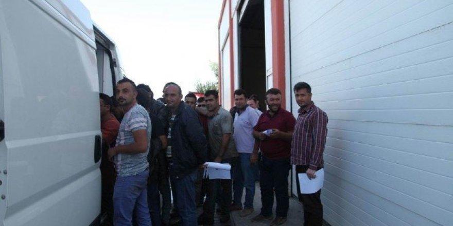 Seydişehir Belediyesi çalışanlarına sağlık taraması