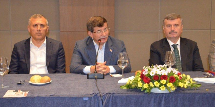 Erdoğan'ın katılımıyla Konya'ya 42 temel atma ve 42 açılış programı