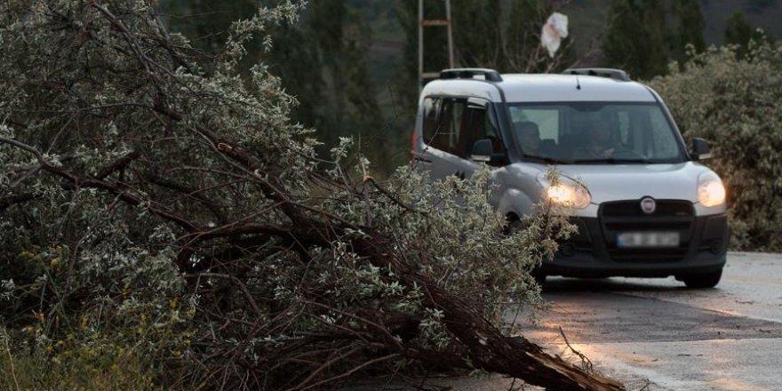 İç Batı Anadolu'da fırtına uyarısı