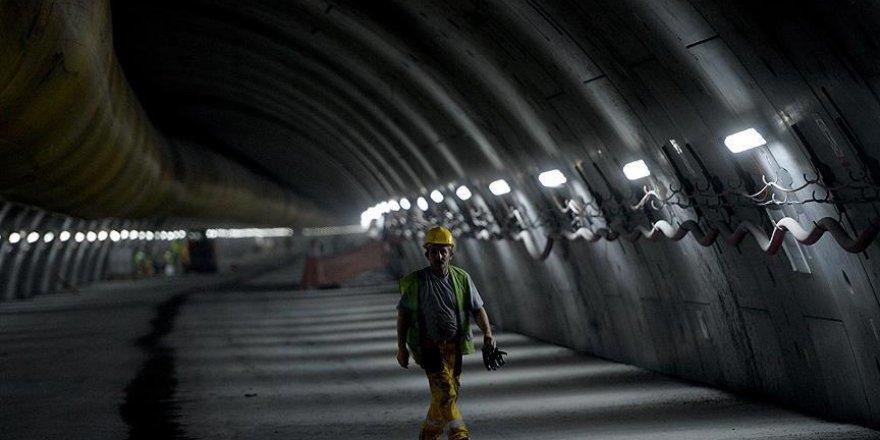 Cumhurbaşkanı Erdoğan Avrasya Tüneli'nden geçecek