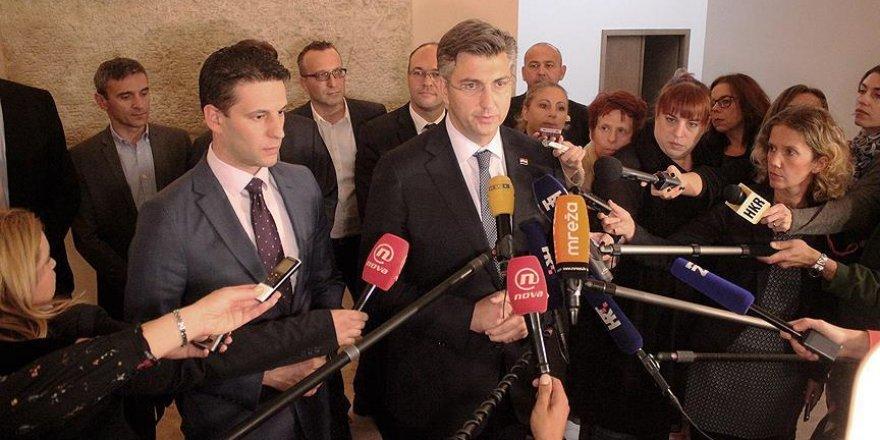 Hırvatistan'da koalisyon hükümetinde anlaşma sağlandı