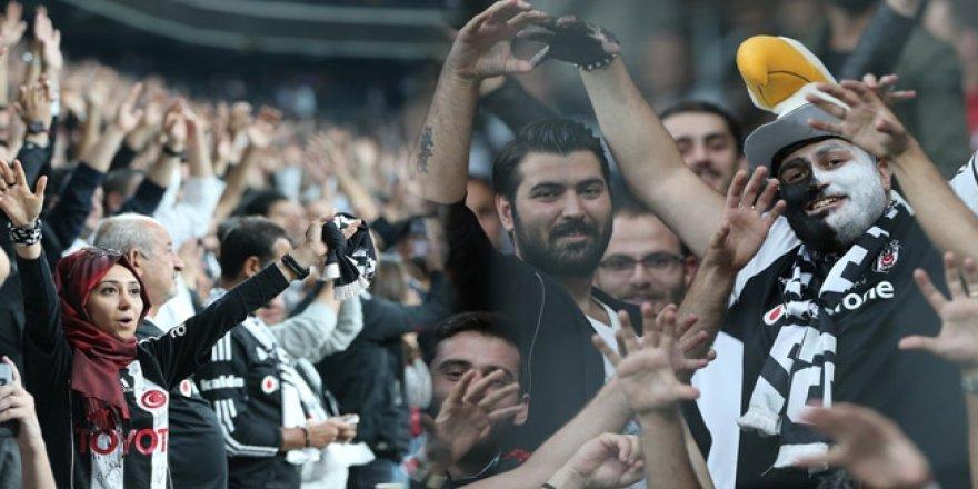 İşte Beşiktaş'ın yeni sloganı