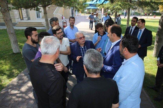 """Altay, """"Muharrem ayı birlik ve beraberliğimizin pekişmesine vesile olsun"""""""