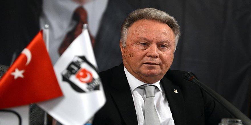 Beşiktaş divan kurulu Başkanı disiplin kuruluna sevk edildi