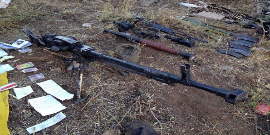 Silahlı İHA vurdu: 8 terörist etkisiz hale getirildi
