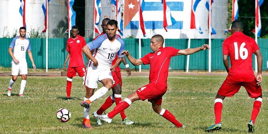 Küba'da 69 yıl aradan sonra ilk dostluk maçı