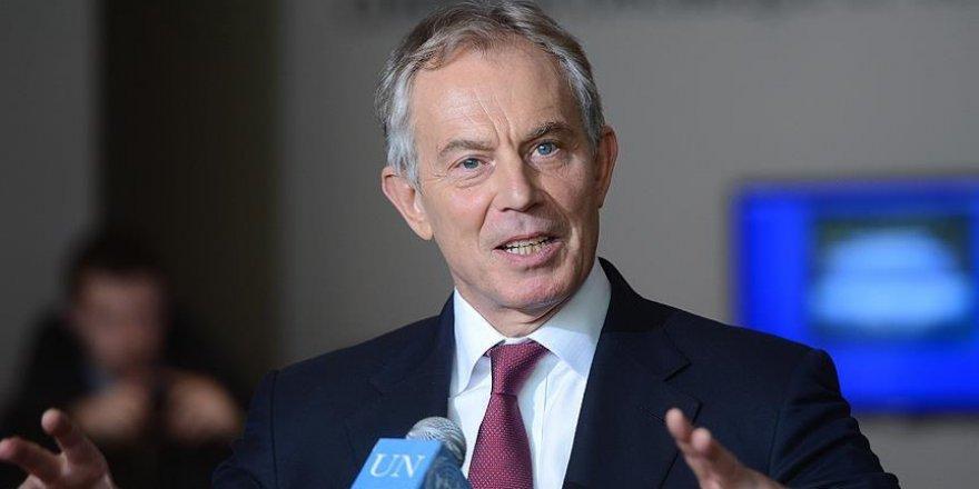 Blair'den aktif siyasete dönme sinyali