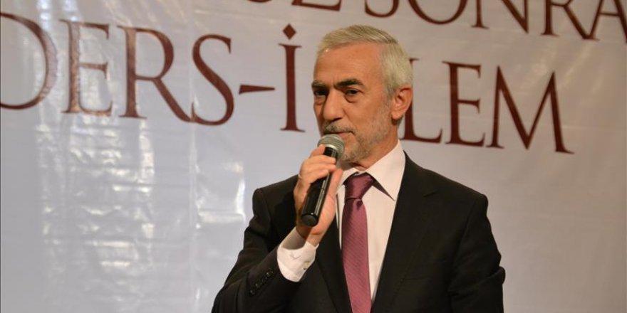 'Filistin'den Suriye'ye tüm mazlum ve Müslümanların umudu Türkiye'