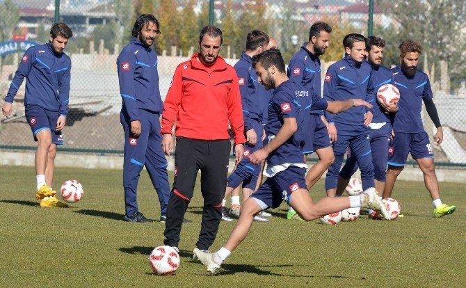 BB Erzurumspor, Ofspor hazırlıklarını tamamladı