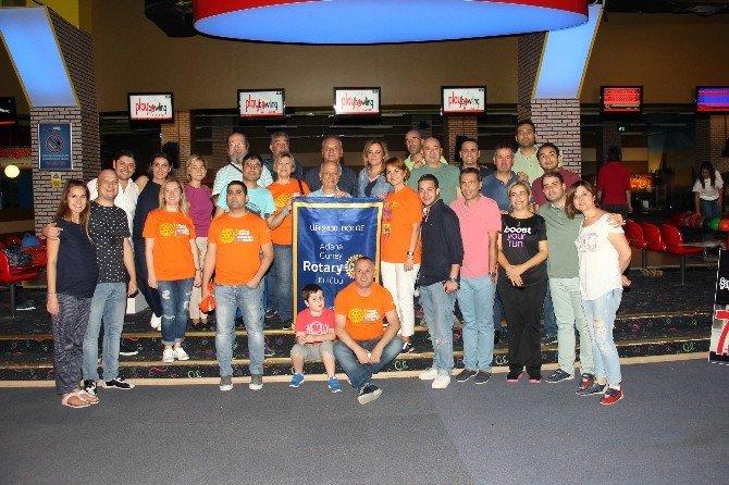 Bowling turnuvasında  kazanan Altınokta Körler Derneği oldu