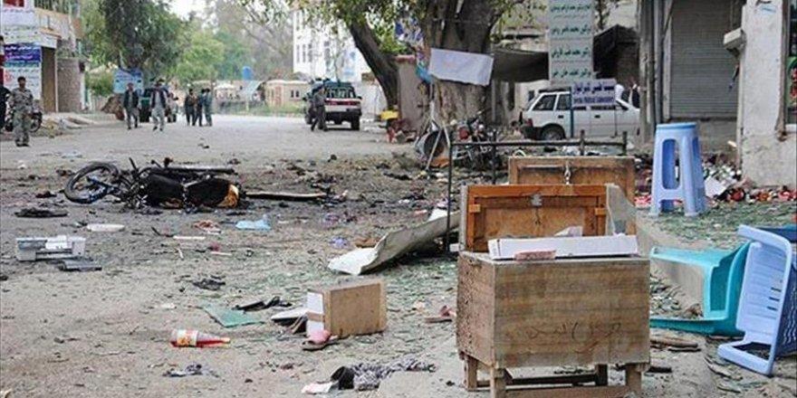 Afganistan'da patlama: 2 çocuk öldü