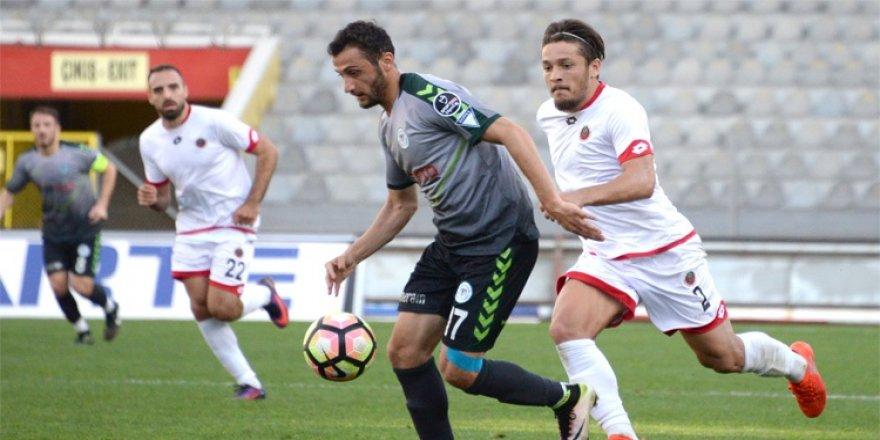 Konyaspor Halil ibrahim'le güldü
