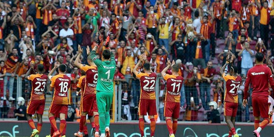 Galatasaray hazırlık maçını deplasmanda kazandı