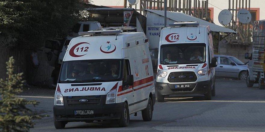 Hakkari'de mevzide el bombası patladı: 1 asker şehit