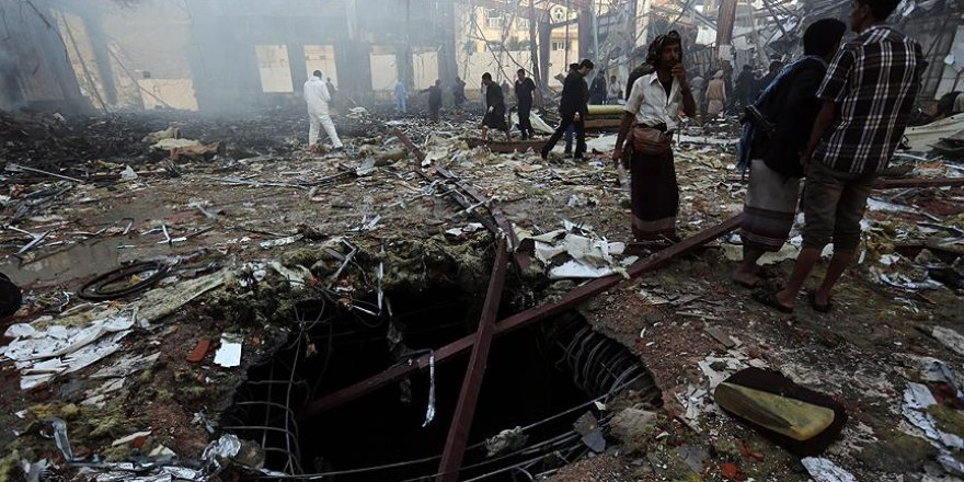 Yemen'de ölü sayısı artıyor! 140'tan fazla kişi...