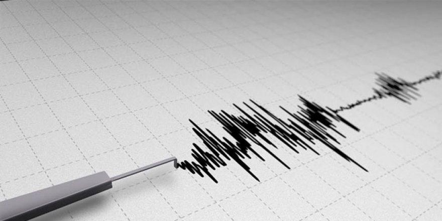 Mutki'de 4.2 büyüklüğünde deprem
