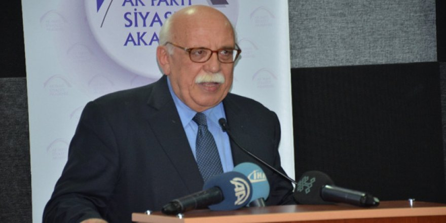 Bakan Avcı: 'AK Parti herhangi bir siyasi parti değildir'