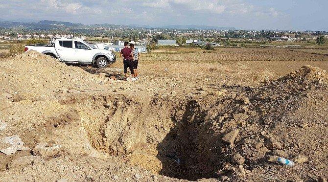 Antalya'da kaçak kazı operasyonu