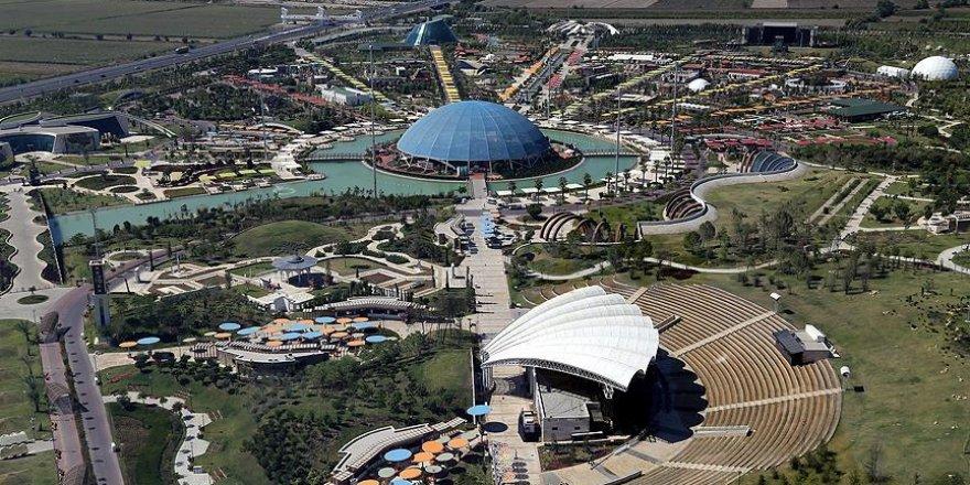 'EXPO 2016 Antalya en iyi bahçecilik exposu'