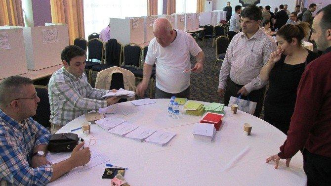 Gaziantep Barosu yeni başkanını seçiyor